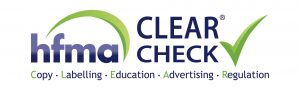 hfma clearcheck logo